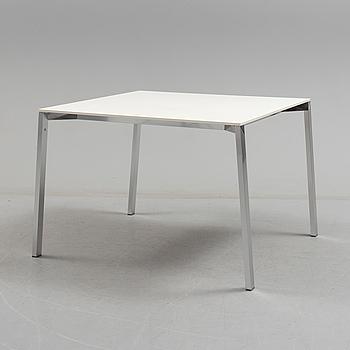 A 21st century  'Table One' table by Constantin Grcic för Magis, Italy.