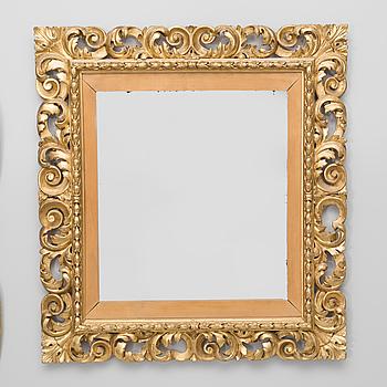 SPEGEL, barockstil, 1800-/1900-tal.