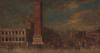 APOLLONIO DOMENICHINI, circle of, Oil on canvas.