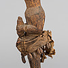 Altarsculpture, yoruba, nigeria.