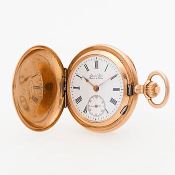 AUDEMARS FRÈRES, Brassus & Genève, pocket watch, 32 mm.