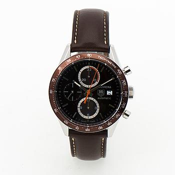 "TAG HEUER, Carrera, ""Tachymetre"", chronograph, wristwatch, 41 mm."
