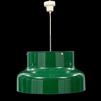 "ANDERS PEHRSON, taklampa, ""Bumling"", Ateljé Lyktan, 1900-talets andra hälft."