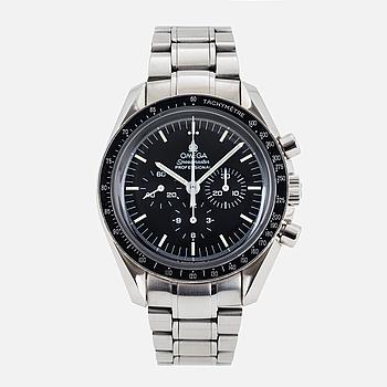 "OMEGA, Speedmaster, Professional, ""Tachymètre"", kronograf, armbandsur, 42 mm."
