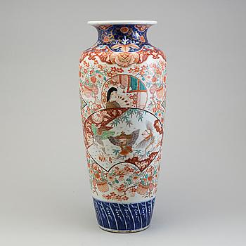 GOLVVAS, porslin. Japan, Meiji (1868-1912).