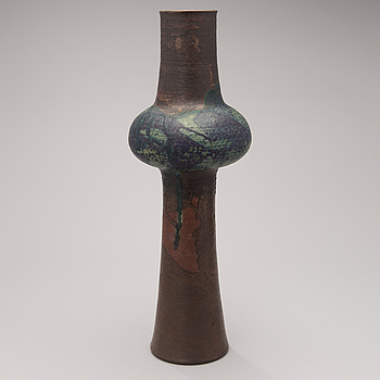 LIISA HALLAMAA, VAS, keramik, signerad LH Arabia.