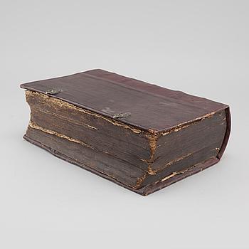 BIBEL, 16-/1700-tal.