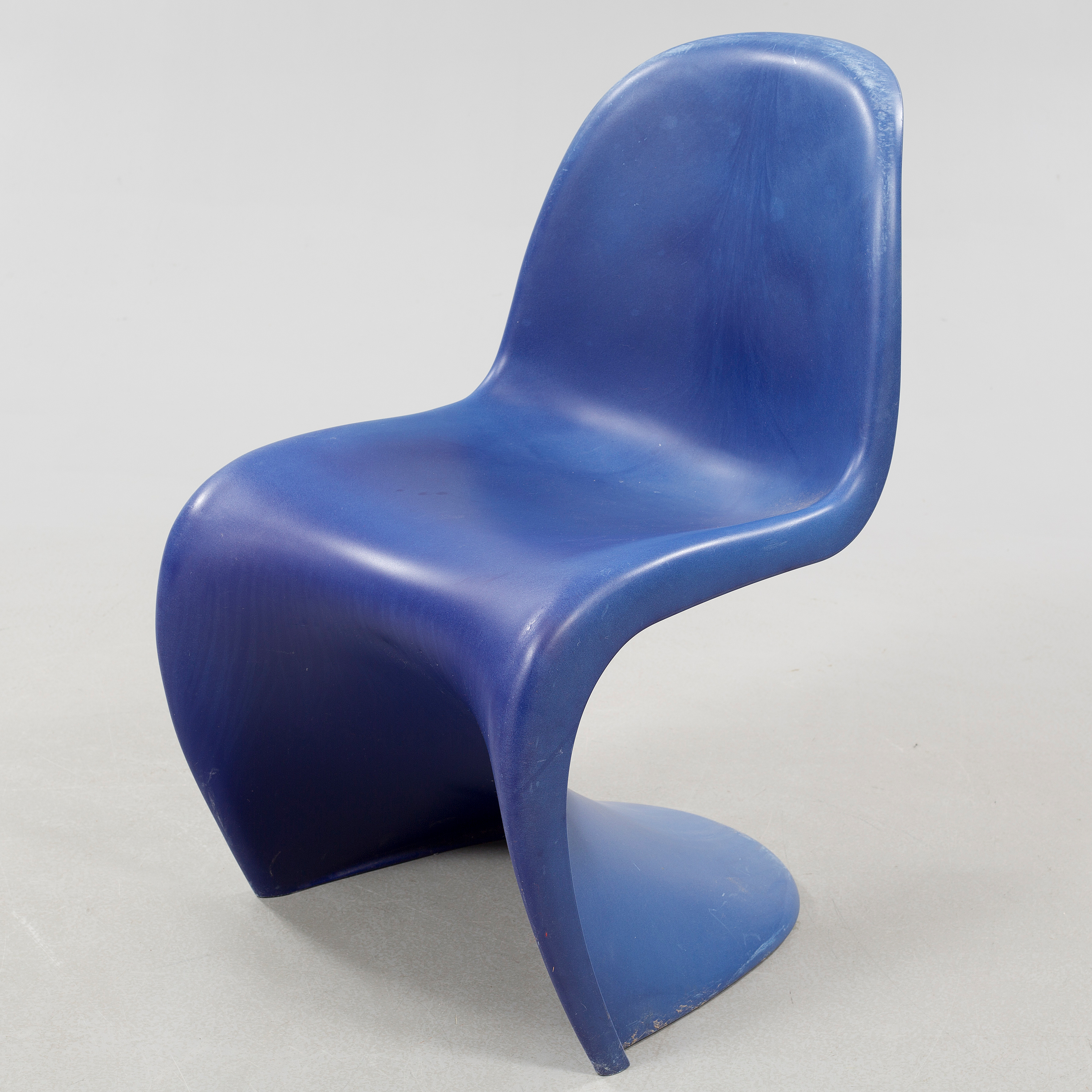 a panton chair designed by verner panton for vitra 1980 90s