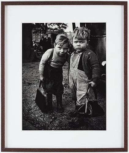 "Christer strömholm, ""paris, 1962""."