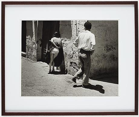 "Christer strömholm, ""puta, palma de mallorca, 1959""."