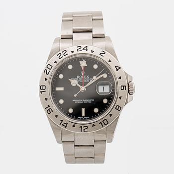 ROLEX, Oyster Perpetual, Date,  Explorer II, Chronometer, armbandsur, 40 mm,