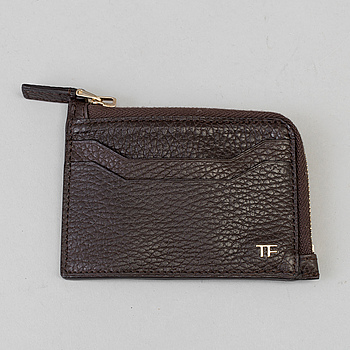 A card holder by Tom Ford.