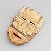 Mask, kran / dan, elfenbenskusten.