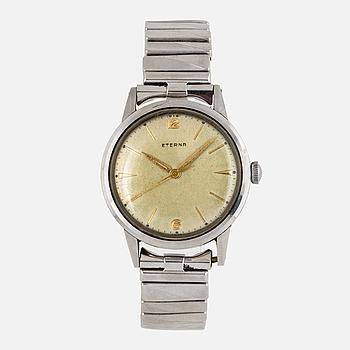 ETERNA, armbandsur, 34,5 mm.