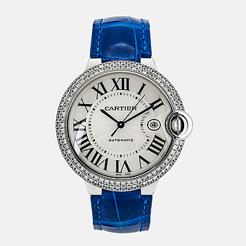 CARTIER, Ballon Bleu, armbandsur, 42 mm,