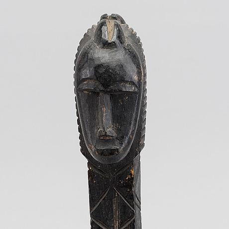 Wand, ivory coast, probably baule