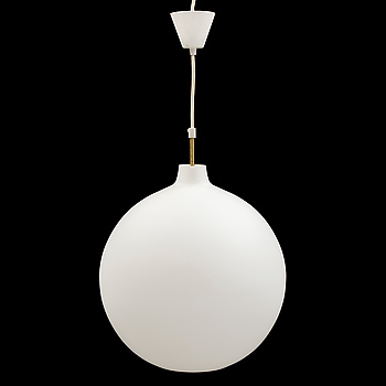VILHELM WOHLERT, VILHELM WOHLERT, A 'Satellit' ceiling light from Louis Poulsen.