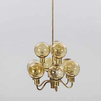"""HANS-AGNE JAKOBSSON, taklampa, modell """"T 716"""" Markaryd, 1900-talets senare hälft."""