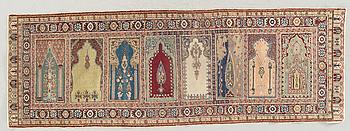 MATTA Kayseri Saff semiantik ca 82 x 240 cm.