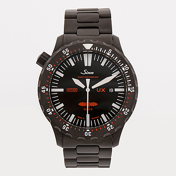 SINN, UX S GSG 9, armbandsur, 44 mm,