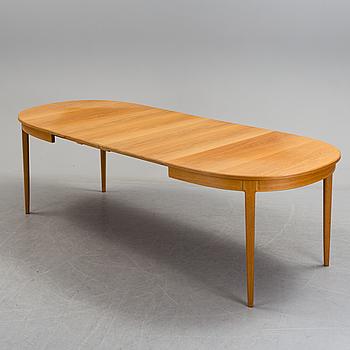 """CARL MALMSTEN, matbord, """"Herrgården"""", 1900-talets andra hälft."""