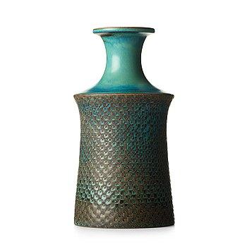 73. STIG LINDBERG, a stoneware vase, Gustavsberg studio, Sweden 1963.