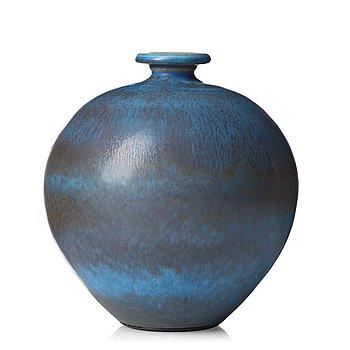59. BERNDT FRIBERG, a stoneware vase, Gustavsberg studio, Sweden 1973.