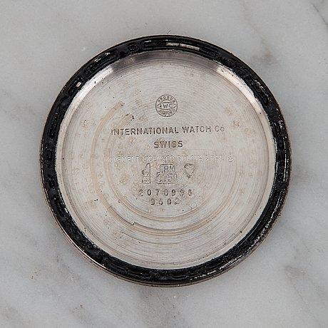 "International watch co, ""iwc"", electronic."