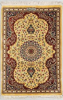 MATTA, silke Ghom sannolikt, signerad ca 89 x 60 cm.