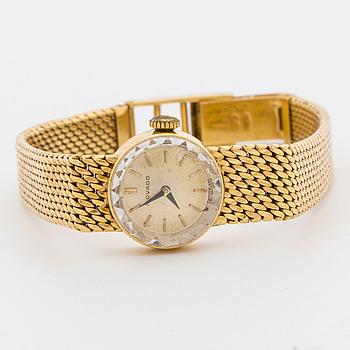 MOVADO, armbandsur, 14 mm,