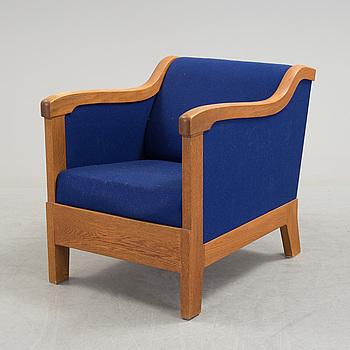 MATS THESELIUS, MATS THESELIUS, a 'Jägermeister' oak easy chair.
