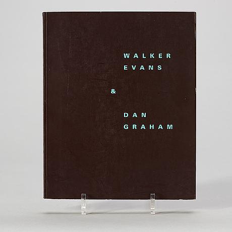 Fotoböcker, 10 st, walker evans