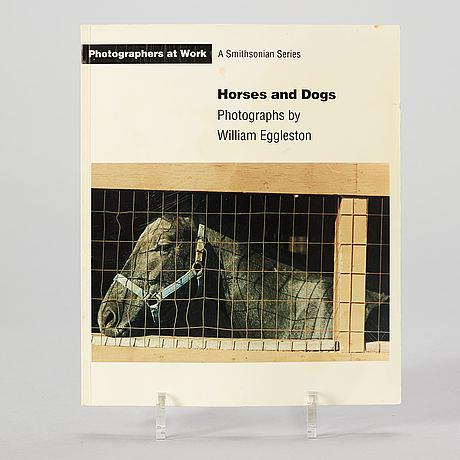Fotoböcker, 7 st, william eggleston