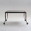 Alf linder, a sofa table, källemo, sweden post 1995.