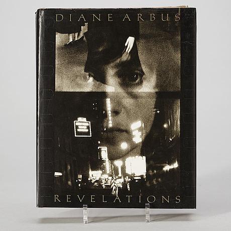 Fotoböcker, 3 st, diane arbus