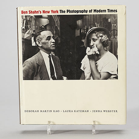Photo books, 6, new york, e.a berenice abbott and weegee.