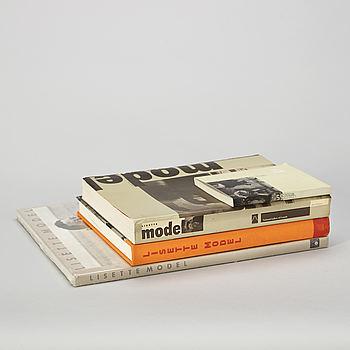 Photo books, 4, Lisette Model.