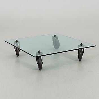 A Gae Aulenit sofa table.