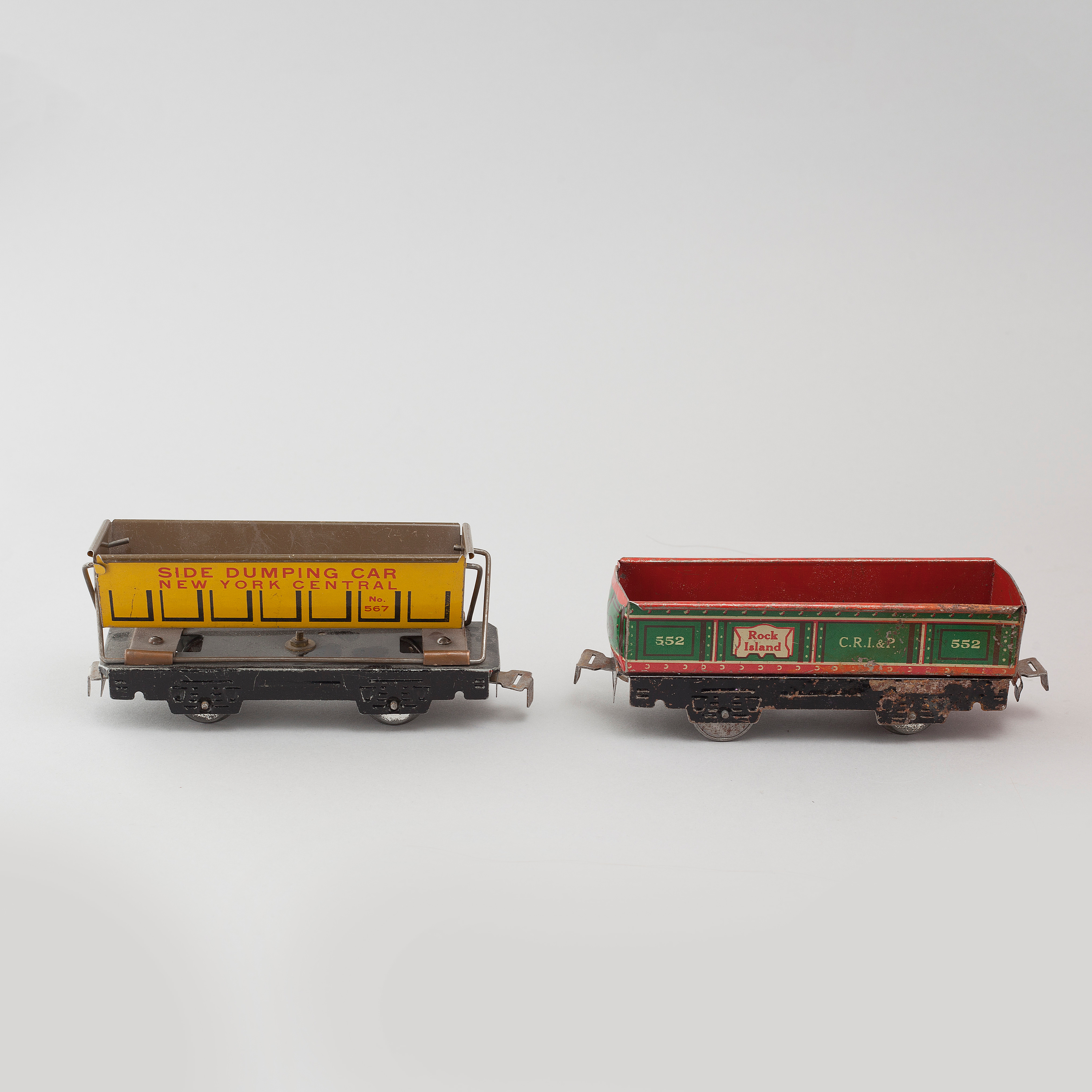 A set of model trains, Marx and Heinrich Wimmer HWN , USA