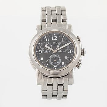 TISSOT, armbandsur, kronograf, 40,5 mm.