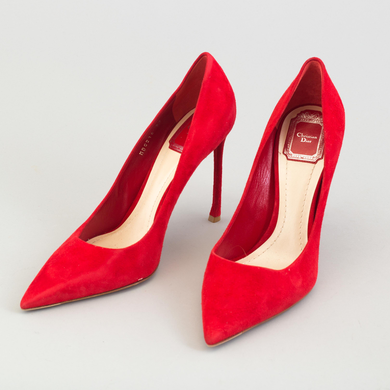 0b5623c4000 High Heels by Christian Dior, size 39. - Bukowskis
