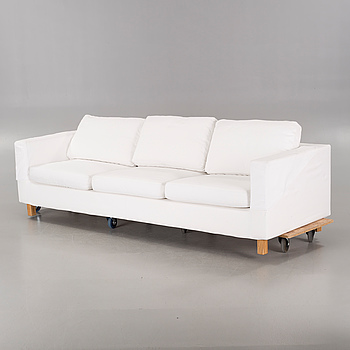 A couch by Ihreborn, Sweden, end of 20th / early 21st century.