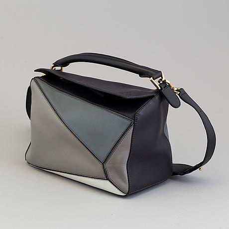 """Väska, """"puzzle small bag"""", loewe 2017."""