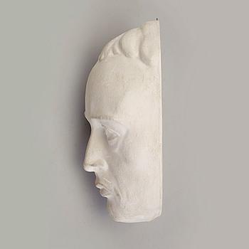 ANDERS MOHAMMAR, skulptur, gips, signerad, 1/2.