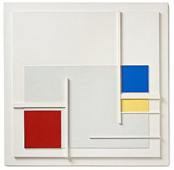 "352. JEAN GORIN, ""Composition N 53""."