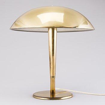PAAVO TYNELL, bordslampa, modell 5061, Taito/Idman 1930/1940-tal.