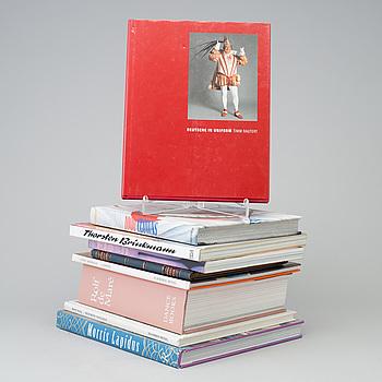 LITERATURE, 9 volumes:.