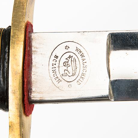 Officerssabel, ryssland, modell 1841 65