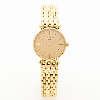 LONGINES, Agassiz, wristwatch, 24 mm.