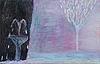 """Nanna susi, """"frozen fountain""""."""